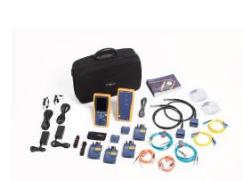 DTX-1800 帶多模和單模光纖模組