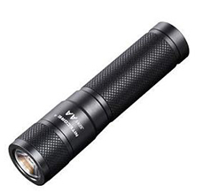 Nitecore SENS AA LED Flashlight   (6~120lm 三段自動調光)