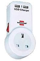 brennenstuhl ULA21 USB Charger (5V/1000mA 兩組)