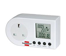 brennenstuhl EM240 13A電流/電功率測試插蘇 1 50971 3